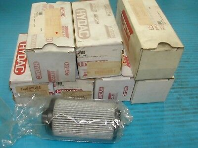 Lot of 7 Hycon/Hydac Filter 0160R010BNHC/0160R010BN3HC New in Box N8