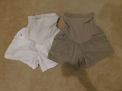 lot of 2 size small shorts full panel belly