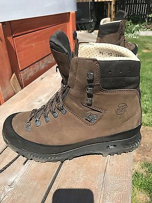 Men's HanWag Hiking Boots Size 10.5 (US)