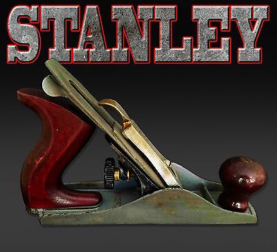 Vintage Stanley Defiance Smooth Bottom wood Plane Excellent condition