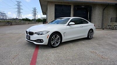 2016 BMW 4-Series Base Coupe 2-Door 2016 BMW 435XI XDRIVE, TECH PKG, SUNROOF, HEATED SEATS, LOADED
