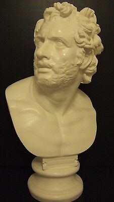 Greek  Roman  a.COMPANION OF ODYSSEUS height 28x14.5 in. .weight 12 kgs BRIT MUS
