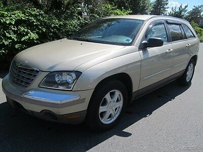 2005 Chrysler Pacifica Touring 2005 Touring Used 3.5L V6  Automatic FWD SUV Premium