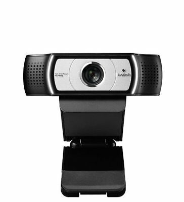 Logitech C930 1080p HD Webcam with USB Connection