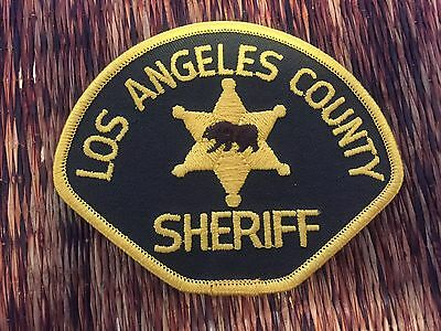 Los Angeles County Sheriff patch