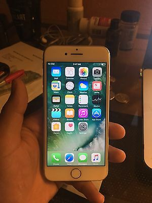 Apple iPhone 7 - 32GB - Silver (T-Mobile) Smartphone