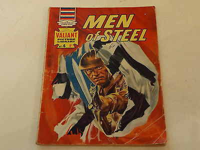 VALIANT PICTURE LIBRARY,NO 04,1963 ISSUE,GOOD FOR AGE,54 yrs old,V RARE COMIC.