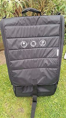 BUGABOO pushchair padded comfort travel carry bag fits Donkey Buffalo Cameleon
