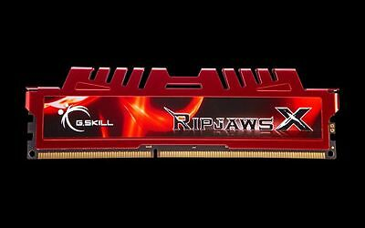 G.skill DDR3-1333Mhz 8GB [Ripjaws X]Desktop Memory F3-10666CL9S-8GBXL 240pin