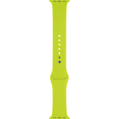 Genuine Apple Watch Sport Band MJ4L2ZM/A - 38mm, Green Stainless Steel Pin