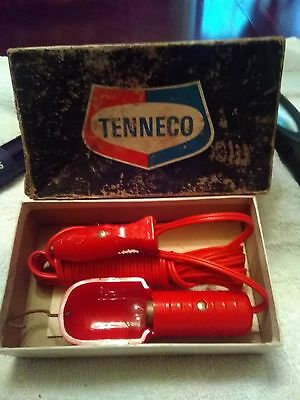 Ventage 60's Tenneco Gift Trouble Light