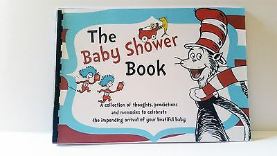 Baby Shower Dr Seuss, Guest Predictions, Gifts, Memories