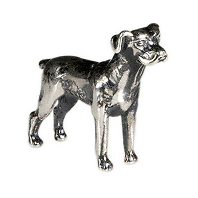 Origami Owl STERLING SILVER ROTTWEILER CHARM - LIMITED EDITION!