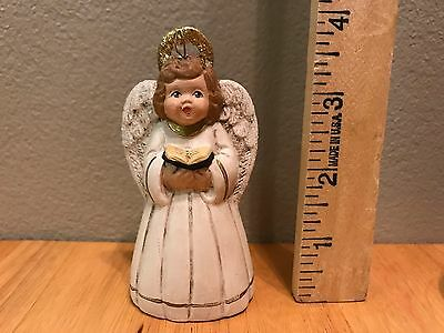 1993 WALNUT RIDGE COLLECTIBLES Choir Angel Signed CHRISTMAS ORNAMENT WRC #18-1S