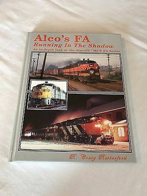 Alco's FA Running in the Shadow by R. Craig Rutherford
