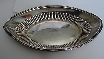 Fine Rare Antique Gorham Fred Harvey Silverplate Serving Dish