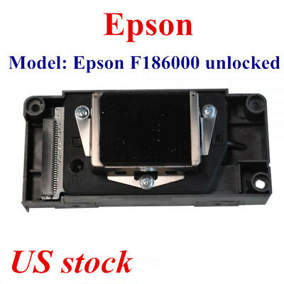 USA-Epson DX5 Printhead for Chinese Printers-Epson F186000 Universal New Vesion