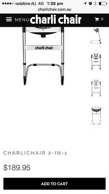 Charli Chair 2 In 1