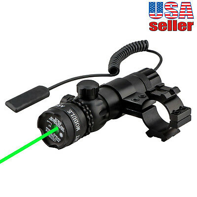 CVLIFE 532nm Tactical Green Laser Scope Sight Outside for Hunting Rifle