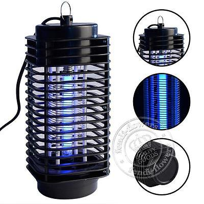 220V UV Mosquito Bug Zapper Fly Insects Moth Killer Light Catcher Trap Lamp UK