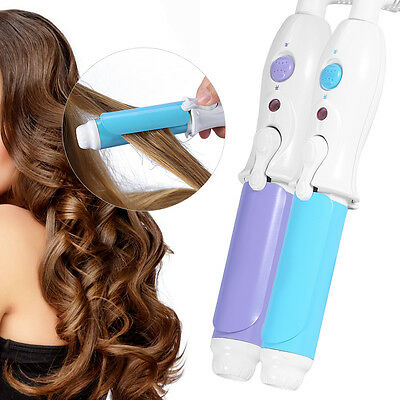 Automatic Electric Hair Curler Curling Iron Roller Salon Ceramic Waver Tool SS