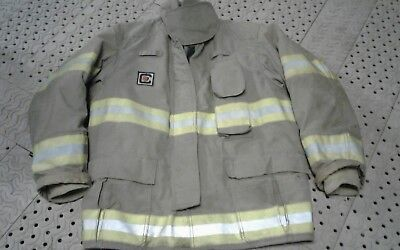 Chieftain Firefighter Turnout Jacket Size Medium........tb