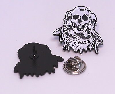 Discharge (Punk) Pin (Mba 635)