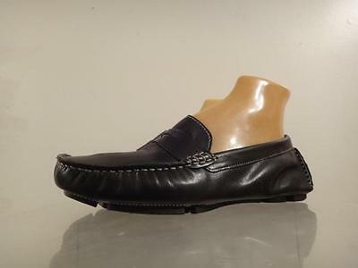 b221517e4d0 New COLE HAAN Women s Black Leather  Trillby Driver  Penny Loafers Size 6 B