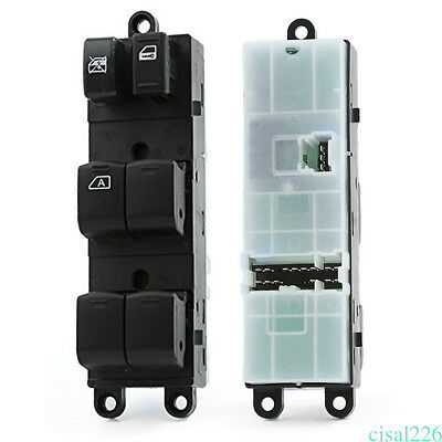 Electric Power Window Master Switch 12V For 2005-2008 Nissan Pathfinder ci26