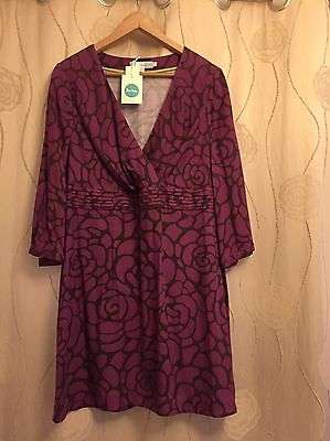Boden tunic/dress Size 14