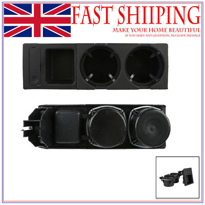 For Center Console BMW E46 320 325 330 1998-2004 Cup Holder &Coin Storage UK