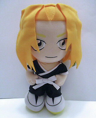 "BLEACH Ichigo Kurosaki Plush 14"" Anime Figure From Japan"