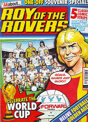 Roy Of The Rovers  One Off Souvenir Special  16th June - 13th July 2010