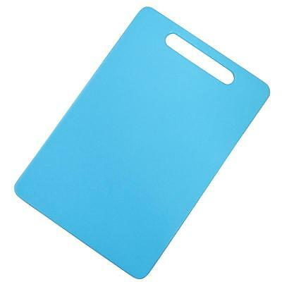 3 x Blue Plastic Chopping Cutting Board Catering Cafe - Food Hygiene Safe