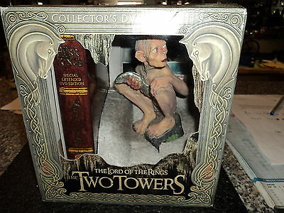 Le Lord of the Rings Gollum Platinum série spécial Extended Edition Collector