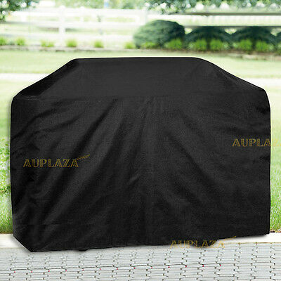 BBQ Grill Cover 4 Burner UV Waterproof Gas Charcoal Barbecue Protector 170cm AU
