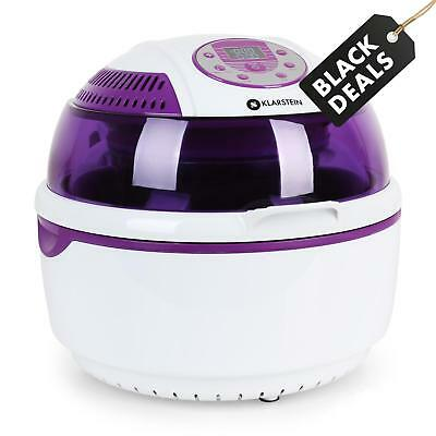 New 1400W Fat Free Air Fryer Airfryer 9L Halogen Oven Oil Free Frying Cooker