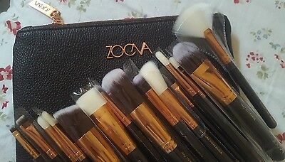 Set 15 pinceaux ZOEVA maquillage
