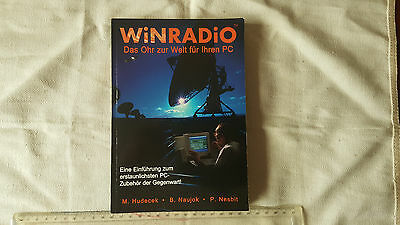 WINRADIO WR-1000i PC ISA CARD INSTRUCTION MANUAL IN GERMAN