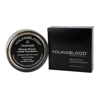 Youngblood Natural Loose Mineral Foundation - Tawnee 10g Foundation & Powder