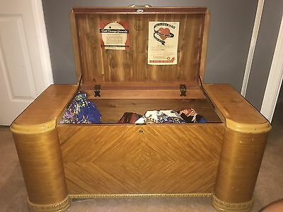 Rare Version Roos Sweetheart Cedar Chest With original Tags! Make Offer