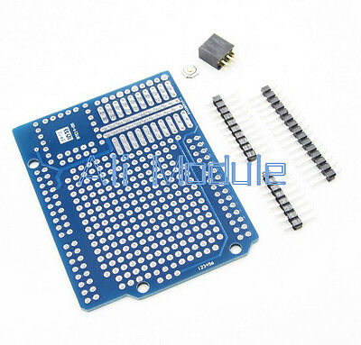 Proto Screw Shield Board For Compatible Improved version Support A6 A7 Arduino S