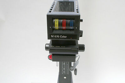 Used Durst M670 Colour Enlarger