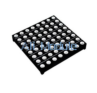 5mm 8*8 8x8 Full Colour RGB LED Dot Matrix Display Module Common Anode NEW