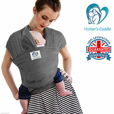 BABY WRAP SLING STRETCHY CARRIER, Super light and silky soft - MANY COLOURS!!!