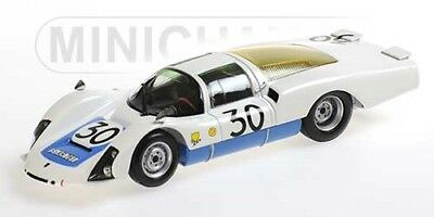 Minichamps 400666630 Porsche 906LE Siiffert/Davis Class & Index Winners 24h LeMa