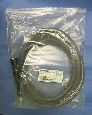 Synthes 519.51S Double Air Hose with Schrader Stem