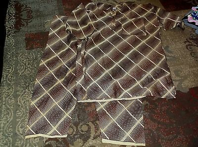 NEW Men's 2XL Africian KOKO TOGO Zubee Super Prints 2-Piece Set