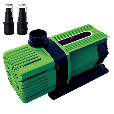 Brushless 10000LPH 220V Submersible Pond Amphibious Aquarium Fish Tank  Pump