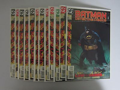 "Detective Comics (1937 1st Series) ""No Mans Land"" #730-741 - Avg 8.0 - 1999"
